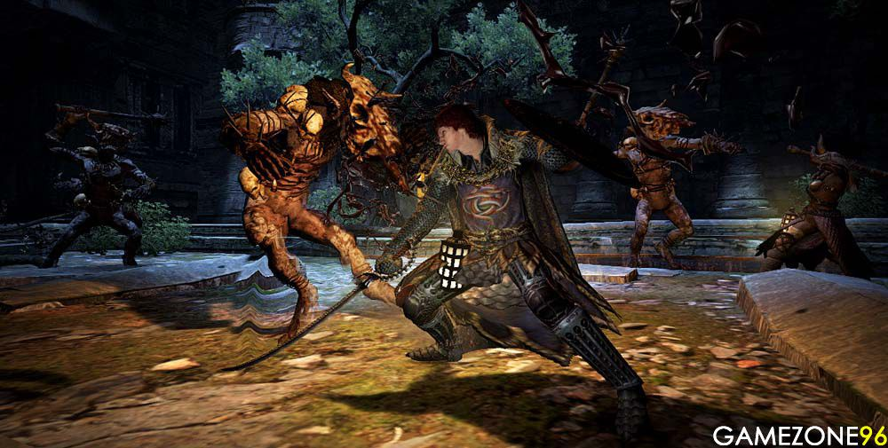 Dragon s dogma dark arisen подарки 31